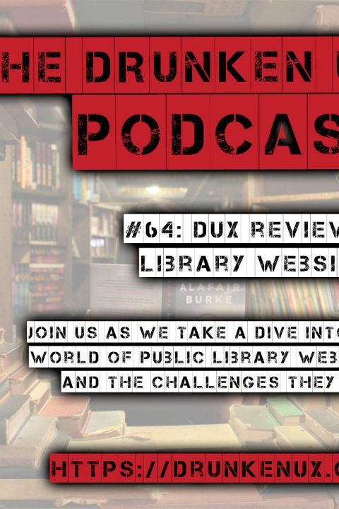 #64: DUX Reviews Library Websites