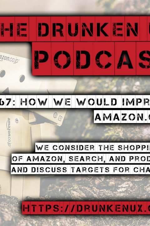 #67: How We Would Improve Amazon.com