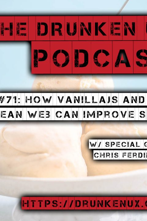 #71: How VanillaJS and the Lean Web Can Improve Sites w/ Chris Ferdinandi