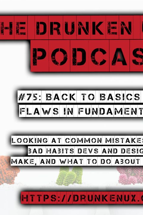 #75: Back to Basics and Flaws in Fundamentals