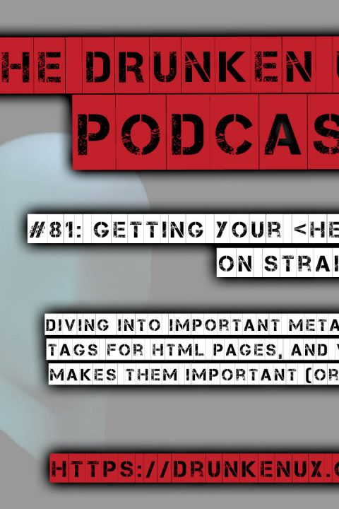 #81: Getting Your <head> On Straight
