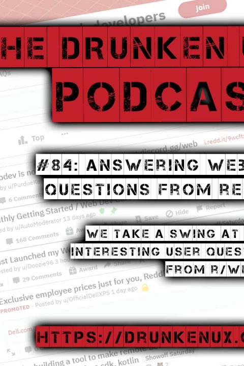 #84: Answering WebDev Questions from Reddit