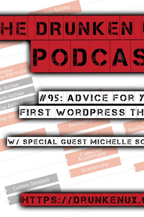#95: Advice for Your First WordPress Theme w/ Michelle Schulp
